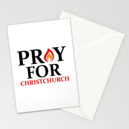 Pray For Christchurch Stationery Cards