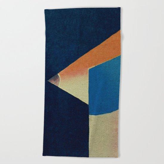 Клюва птицы (The Bird's Beak) Beach Towel