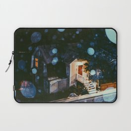 Leave a Light On Laptop Sleeve