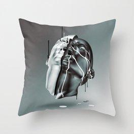 Mercurial Throw Pillow