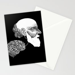 Limit your emotional affect please. Stationery Cards