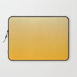 BEER & DOUBLE CREAM Ombre pattern   Laptop Sleeve