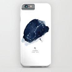Zodiac Star Constellation - Scorpio Slim Case iPhone 6