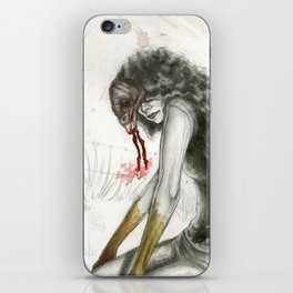 All Good Things To Those Who Wait iPhone Skin