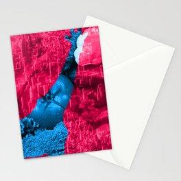 Geraldine II by Naoma Serna Stationery Cards
