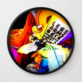 And Then There Was Soul Wall Clock