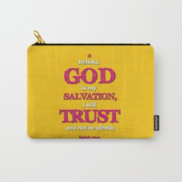 TRUST and not be afraid Carry-All Pouch