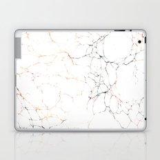 Marbled Cream 2 Laptop & iPad Skin
