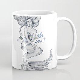 Gorgeous merwoman Coffee Mug