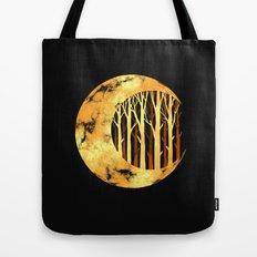 Nature moon Tote Bag