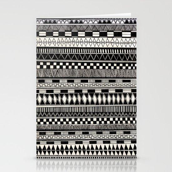 black//white Stationery Cards