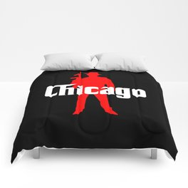 Chicago mafia Comforters