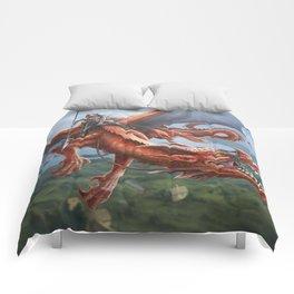 Dragon Rider Comforters