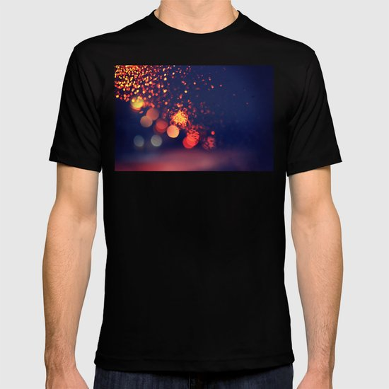 Driving In The Rain T-shirt