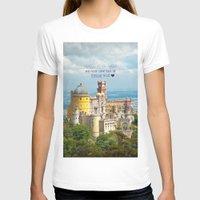 neverland T-shirts featuring Neverland by Sandy Broenimann