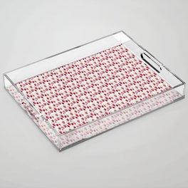 Strawberries Acrylic Tray