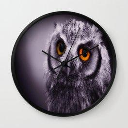 owl  , owl  games, owl  blanket, owl  duvet cover, Wall Clock