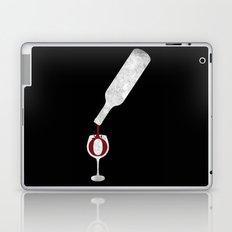 Wine-O (black) Laptop & iPad Skin