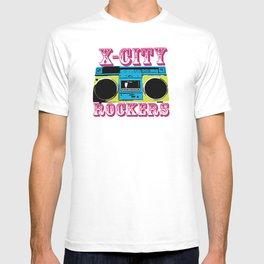 X-CITY ROCKERS T-shirt