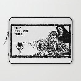The Second Tale Laptop Sleeve
