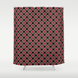 Garabato Pathways Shower Curtain