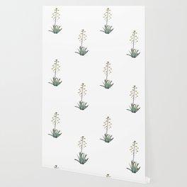 Flora mosaic Wallpaper