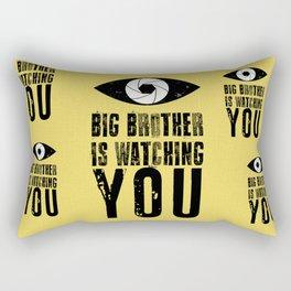 Big Brother is Watching YOU! Rectangular Pillow