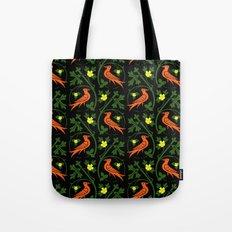 Pugin's Birds Tote Bag