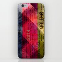 germany iPhone & iPod Skins featuring Team Germany by hannes cmarits (hannes61)