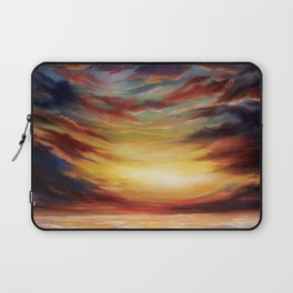 Between two worlds Laptop Sleeve