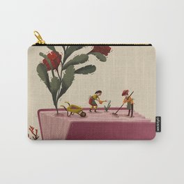 Literary garden Carry-All Pouch