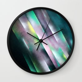 Cosmic Thoughts Wall Clock