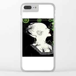 queen of perfection Clear iPhone Case