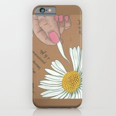 Je t'aime...un peu...beaucoup iPhone 6s Slim Case