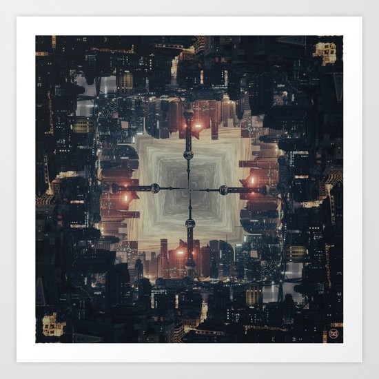 Cyberpunk/ by mxi_art