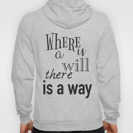 Motivation daily quote Hoody