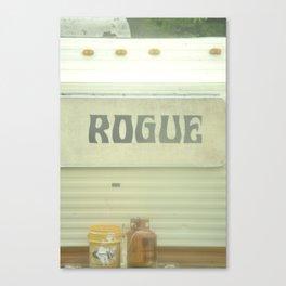 Rogue Canvas Print