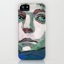 OSKAR iPhone Case