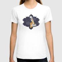 koi T-shirts featuring Koi by Lorri Leigh Art