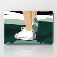 feet iPad Cases featuring Feet by Berta Merlotte