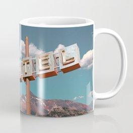 Motel Road Coffee Mug