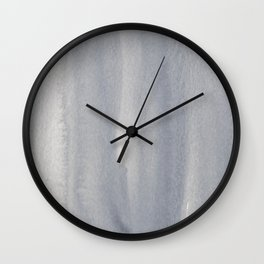 151208 8. Payne's Grey Wall Clock