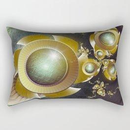 Ninja stars Rectangular Pillow