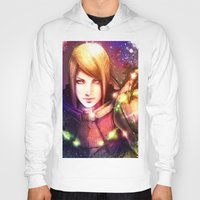 samus Hoodies featuring Samus 2013 by Vincent Vernacatola