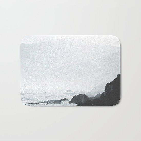 Sea Waves Seascape, Ocean Waves Photography, Sea Coast, Sea Beach Tapestry, Pillow etc Bath Mat