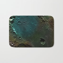 The Dark Side Of The Moon color (Mare Moscoviense) Bath Mat