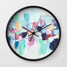 Crisp Air Wall Clock