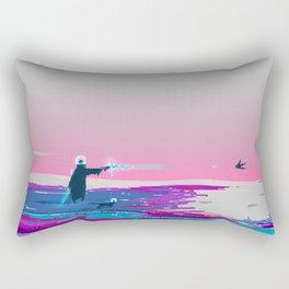 PHAZED PixelArt 4 Rectangular Pillow