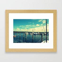 The Baltic Sea No. 13 Framed Art Print