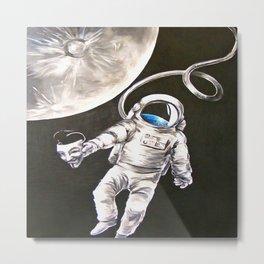 Astronaut Metal Print